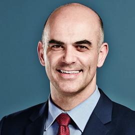 Alain Berset, Dr.ès sc. pol.